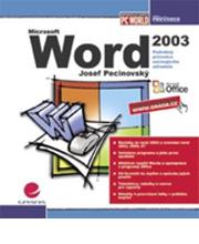 Obálka knihy Word 2003