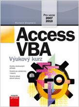 Obálka knihy Access VBA