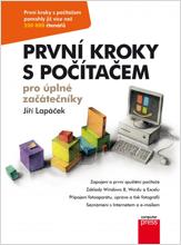 Obálka knihy První kroky spočítačem pro úplné začátečníky