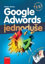 Obálka knihy Google Adwords