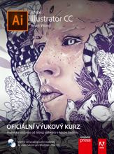 Obálka knihy Adobe Illustrator CC