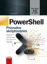 Obálka knihy PowerShell