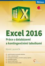 Obálka knihy Excel - práce sdatabázemi akontingenčními tabulkami
