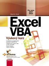 Obálka knihy Excel VBA