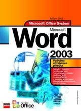 Obálka knihy Microsoft Word 2003