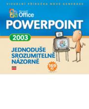 Obálka knihy Microsoft Office PowerPoint 2003