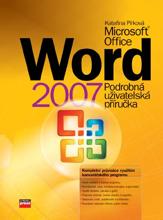 Obálka knihy Microsoft Office Word 2007