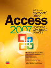 Obálka knihy Microsoft Office Access 2007