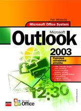 Obálka knihy Microsoft Outlook 2003