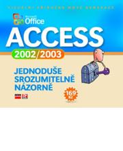Obálka knihy Microsoft Access 2002/2003