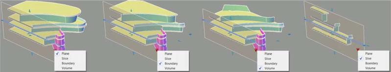 Nové možnosti při vytváření řezů vAutoCADu 2016