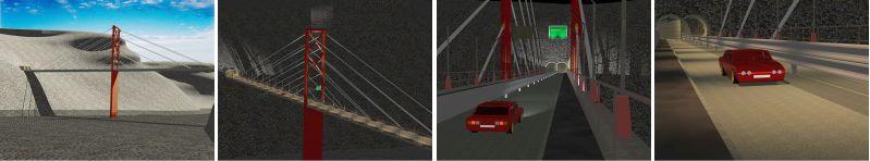AutoCAD - ukázka vizualizace