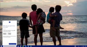 Windows 10 - asistentka Cortana