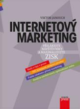 Obálka knihy Internetový marketing