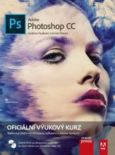 Obálka knihy Adobe Photoshop CC