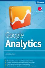 Obálka knihy Google Analytics