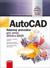 Obálka knihy AutoCAD