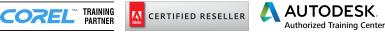 AbecedaPC - autorizovaný partner Autodesk, Adobe aCorel